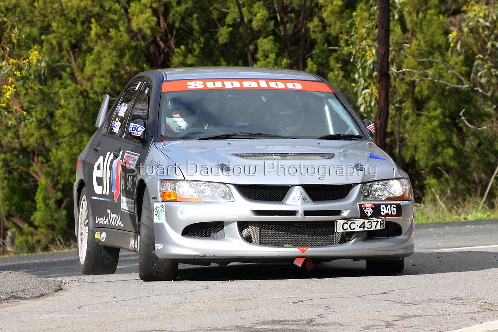 Special Stage 16 Stirling Pt.74 by Stuart Daddow Photography