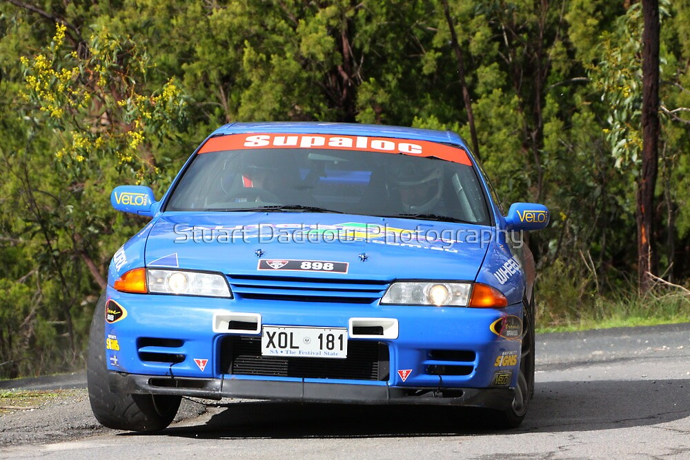 Special Stage 16 Stirling Pt.77 by Stuart Daddow Photography