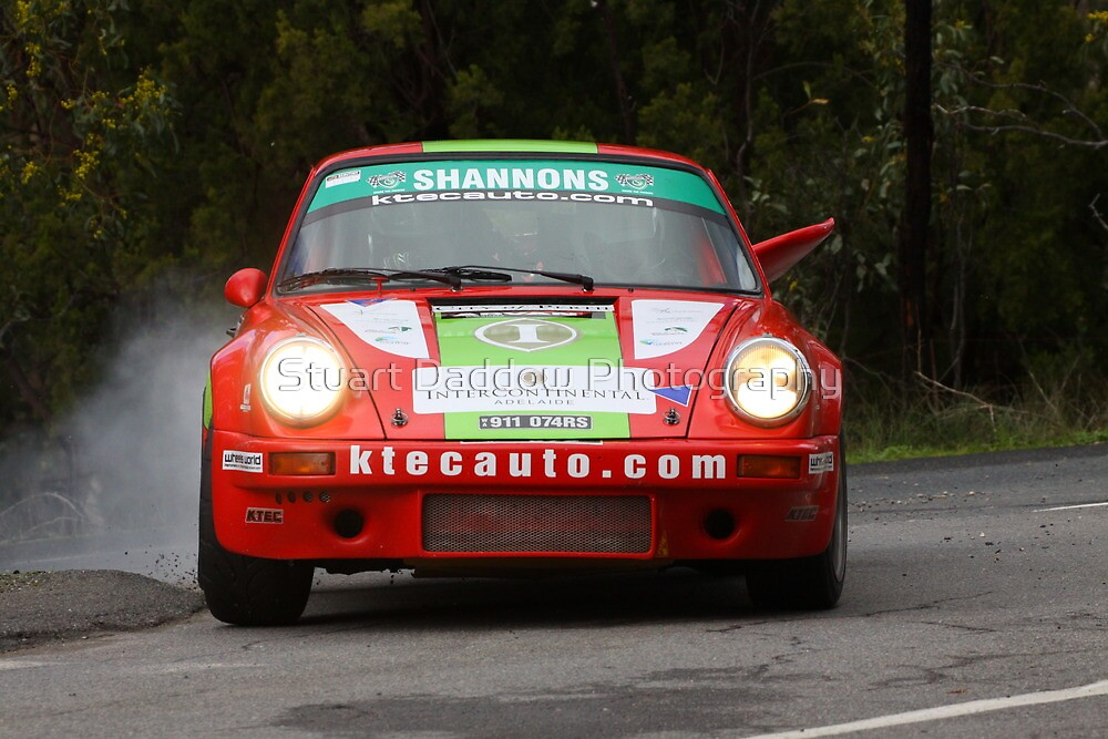 Special Stage 16 Stirling Pt.83 by Stuart Daddow Photography