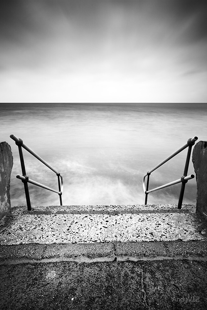 Lead Me BW by Andy Freer