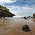 Mewslade Bay - Wales by Samantha Higgs