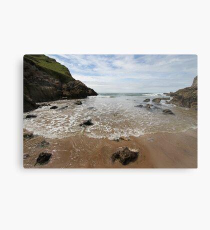 Mewslade Bay - Gower - Wales Metal Print