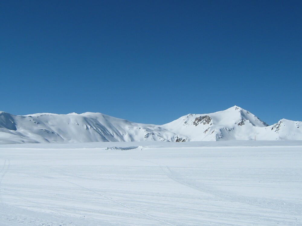 snow by Marmellino