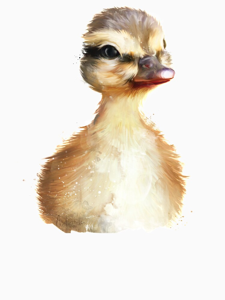 Kleine Ente von AmyHamilton