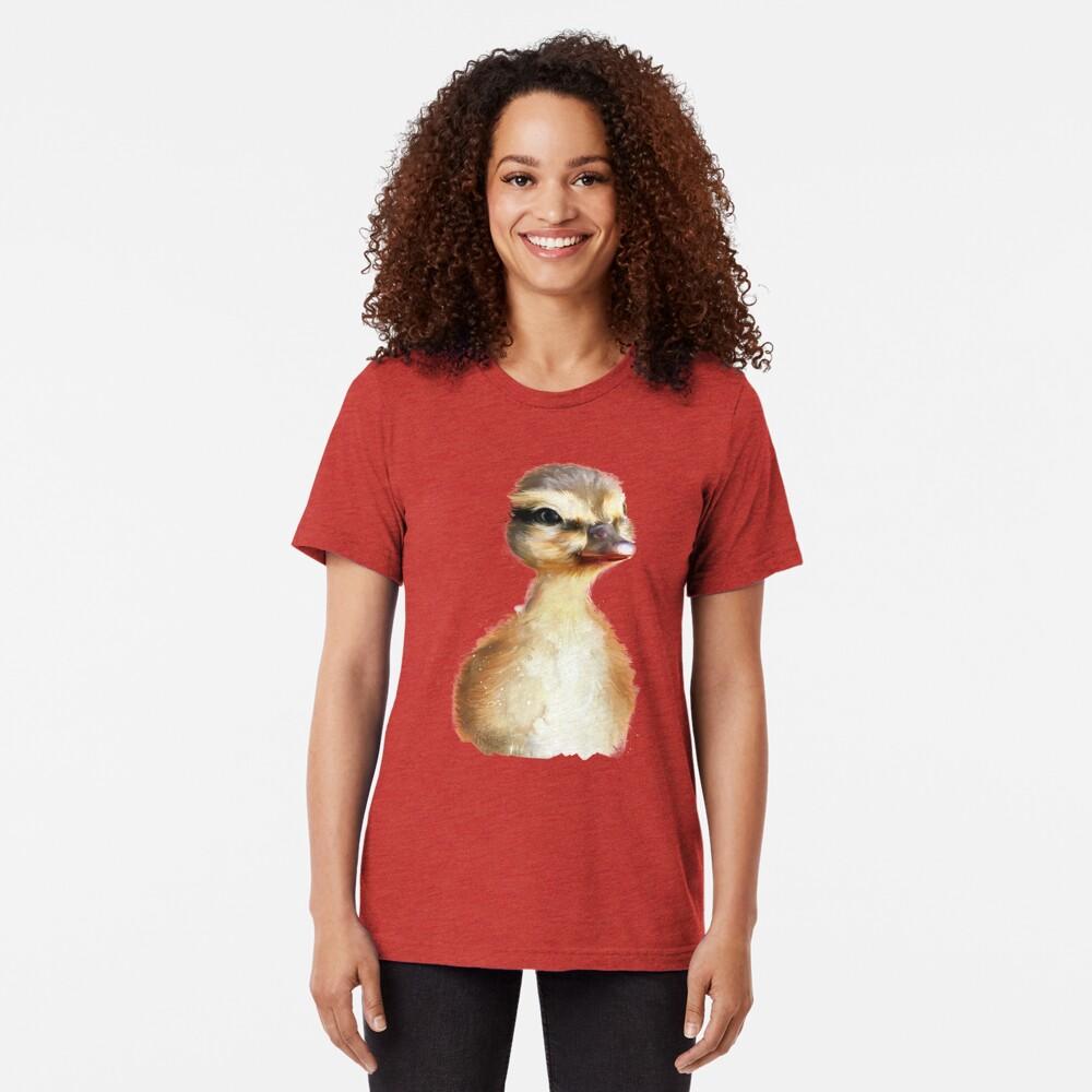 Little Duck Tri-blend T-Shirt