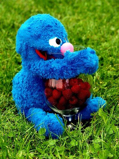 Selfish Grover by ulryka