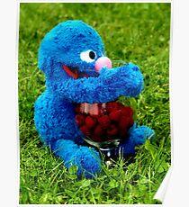 Selfish Grover Poster
