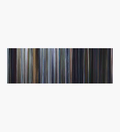 Moviebarcode: Appleseed Saga: Ex Machina / Ekusu makina (2007) Photographic Print