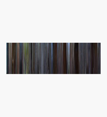 Moviebarcode: About a Boy (2002) Photographic Print