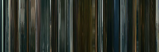 Moviebarcode: Harry Brown (2009) by moviebarcode