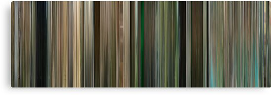 Moviebarcode: Four Lions (2010) by moviebarcode