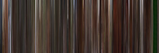 Moviebarcode: Greystoke: The Legend of Tarzan, Lord of the Apes (1984) by moviebarcode