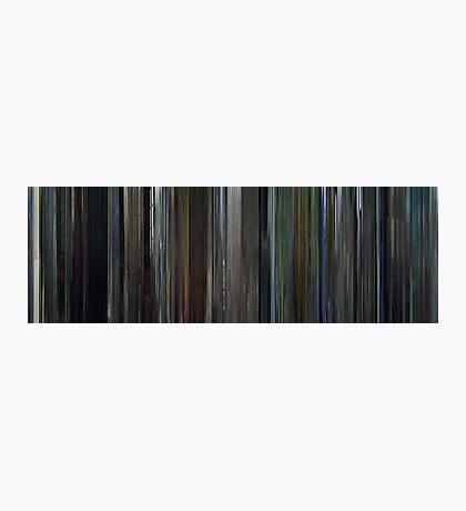 Moviebarcode: Broken Flowers (2005) Photographic Print