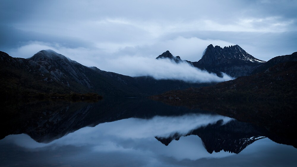 Moody Mountain by Martin Canning