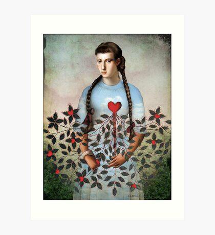 Fridas Dream Art Print