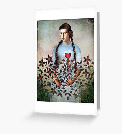 Fridas Dream Greeting Card