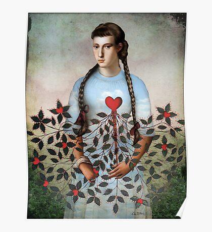 Fridas Dream Poster