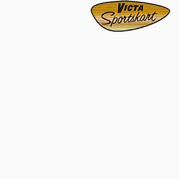 Victa Sportskart Logo Design by harrisonformula