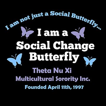 Social Change Butterfly by Centrividad