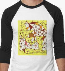 Impressionism Men's Baseball ¾ T-Shirt