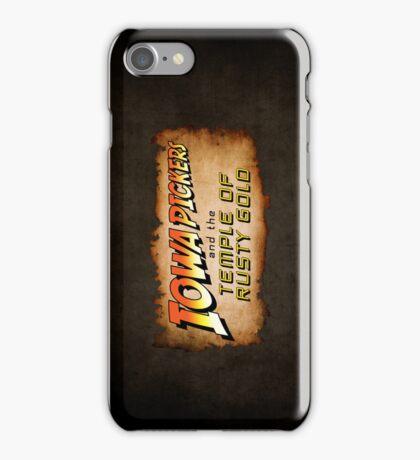 Iowa Pickers iPhone Case/Skin