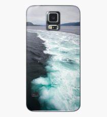 Nordische Fjorde Hülle & Klebefolie für Samsung Galaxy