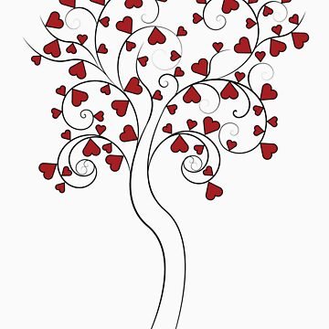 Tree of Love by LCDesigns