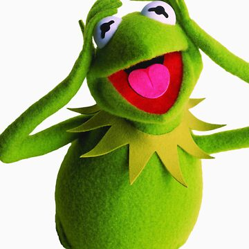 KERMIT THE FROG by LicencedBandit