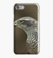 Northern Goshawk (Accipiter gentilis) - III iPhone Case/Skin