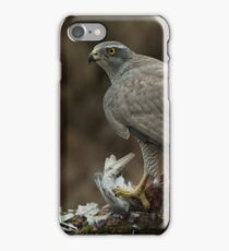 Northern Goshawk (Accipiter gentilis) - I iPhone Case/Skin