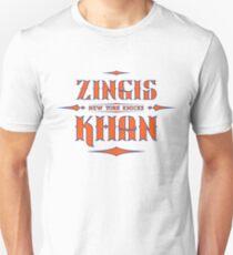 Zingis Khan T-Shirt