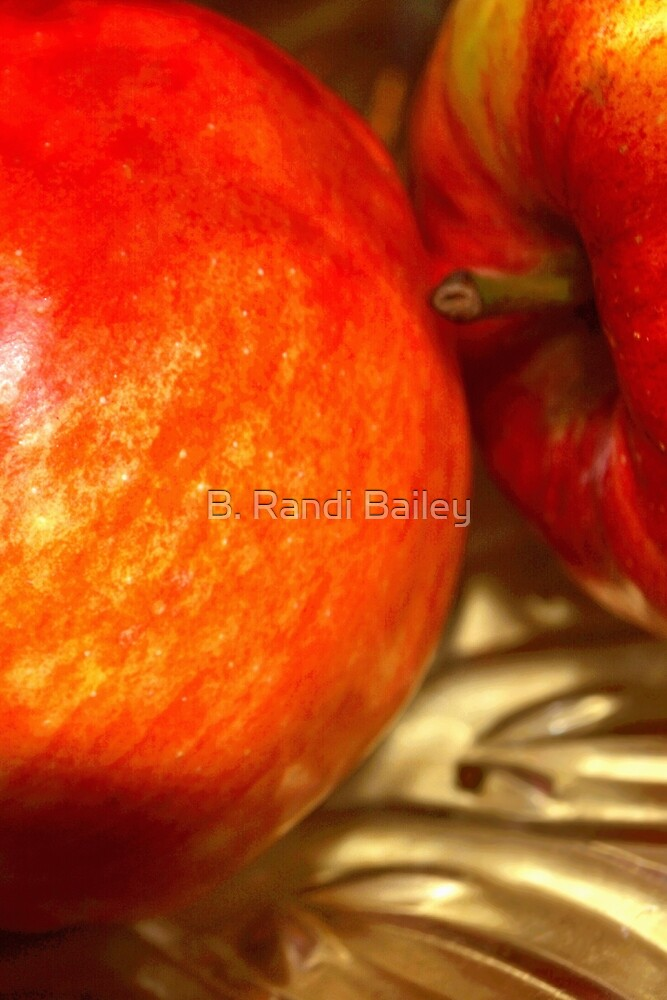 Two apples by ♥⊱ B. Randi Bailey