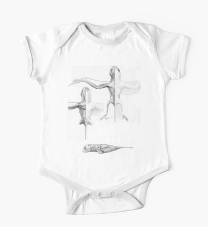 Anurognath Muscle Study Kids Clothes