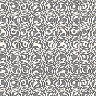 Gray & Ivory Tumble by Beth Thompson