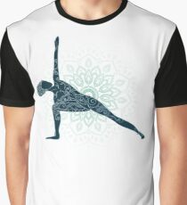 Yoga Om Chakras Mindfulness Meditation Zen 5 Graphic T-Shirt
