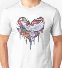 Peace by Jody Steel Unisex T-Shirt