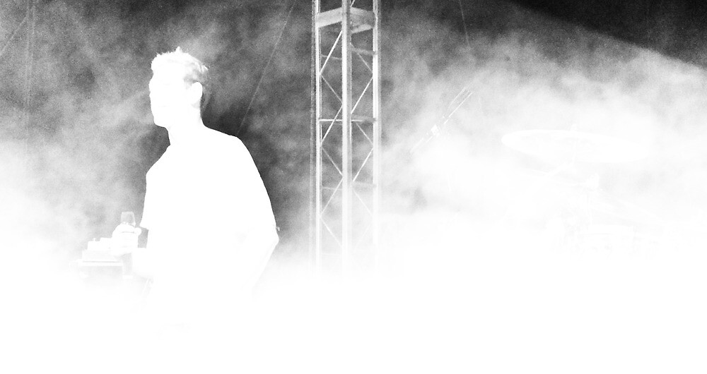 Matis Amidst the Fog by David Hilliard Smith