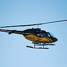 Helicopter still by GuyWatson