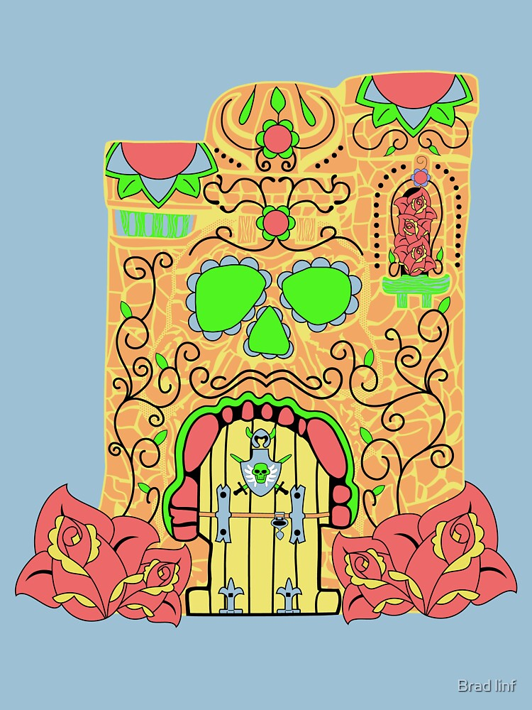 Castle Sugarskull by Artbone