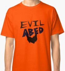 Evil Abed Classic T-Shirt