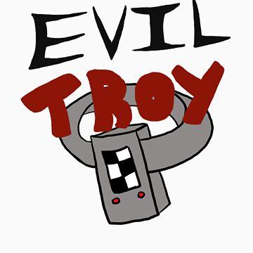 Evil Troy by Slicery