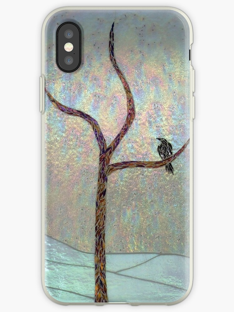 Crystalline iPhone Case by Leslie Guinan