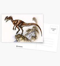 'Crown Dragon' Postcards