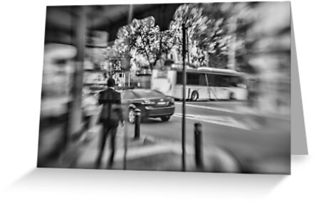 Pedestrian by John Violet