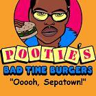 «Hamburguesas de Bad Time de Pootie» de BiggStankDogg