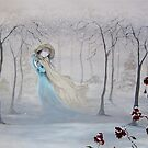 Softly, Gently Comes the Snow by Aradia