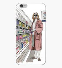 Jeffrey Lebowski und Milch. AKA, der Typ. iPhone-Hülle & Cover