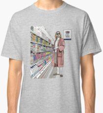 Camiseta clásica Jeffrey Lebowski y Milk. AKA, el tipo.