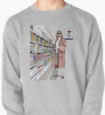 Jeffrey Lebowski und Milch. AKA, der Typ. Sweatshirt