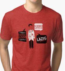Dr. Spaceman Tri-blend T-Shirt